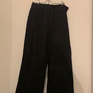 Wide leg lululemon yoga pants